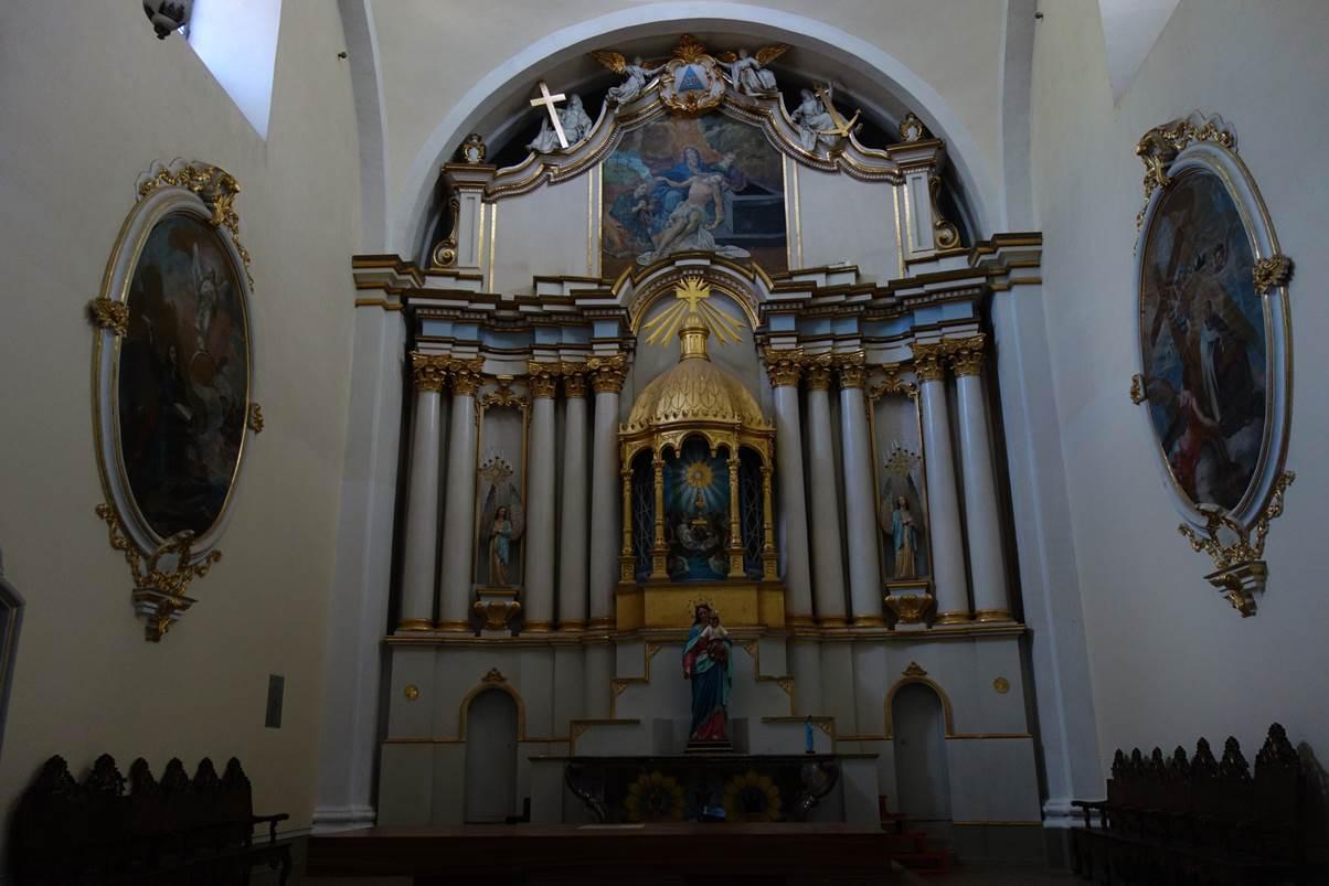 Couvent St Felippe - Sucre