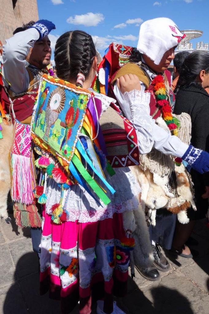 Défilé traditionnel