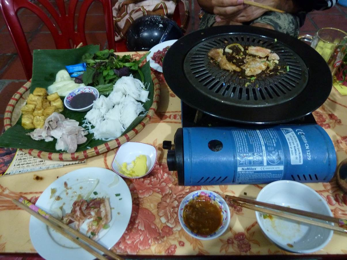 BBQ vietnamien