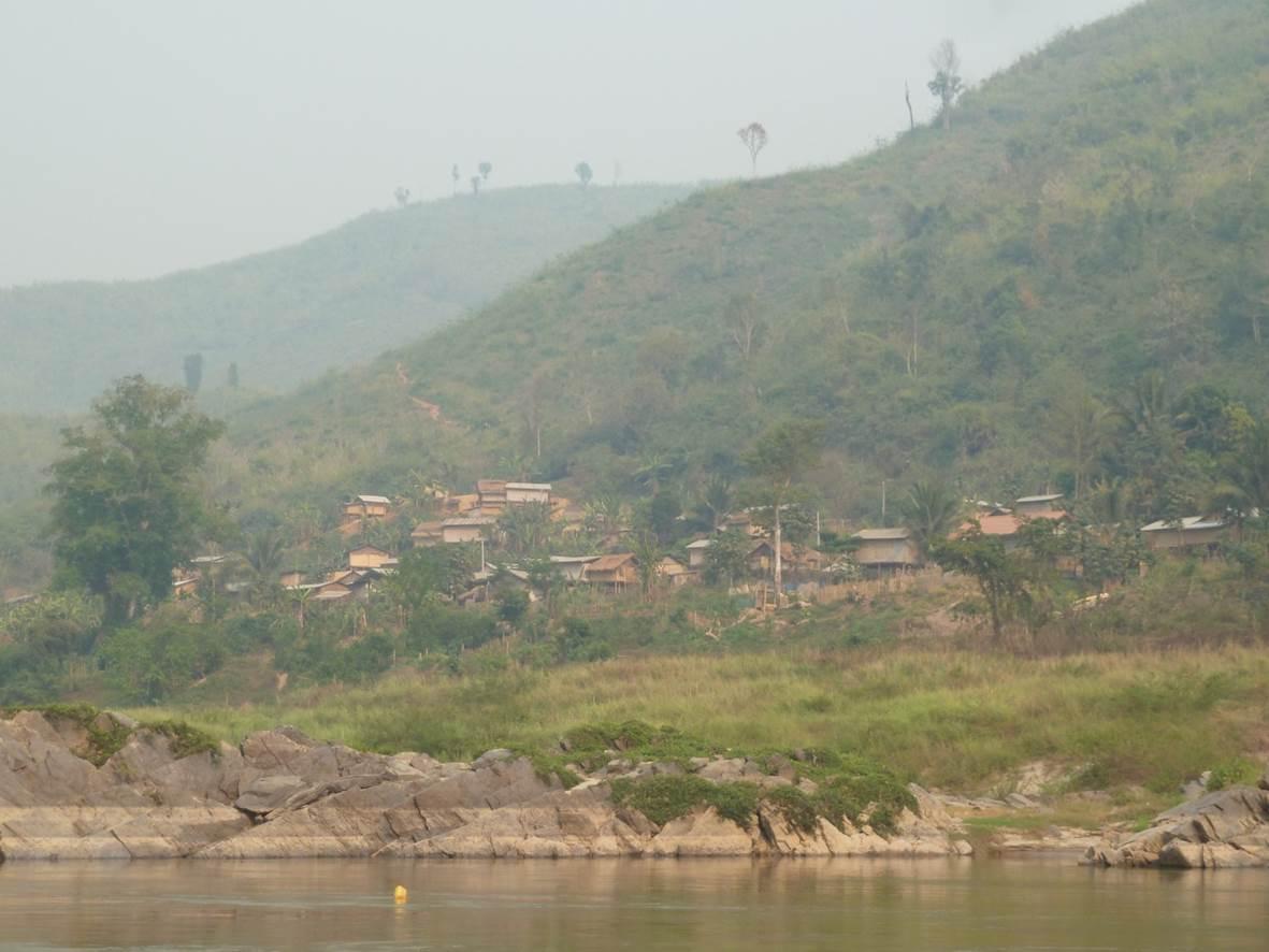 Descente du Mékong