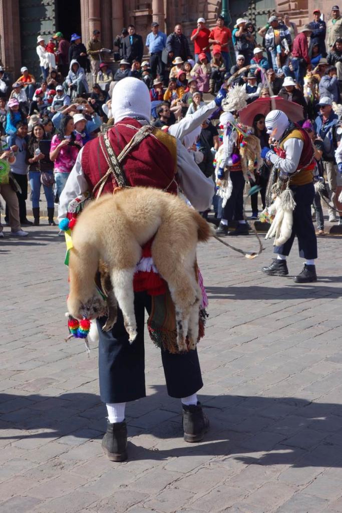 Défilé traditionnel- Cusco