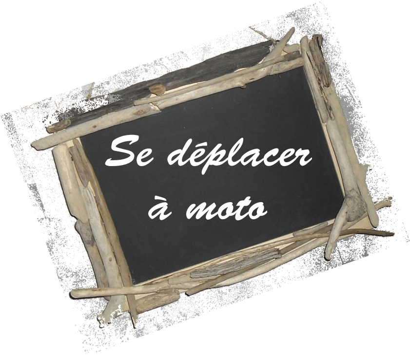 Deplacement moto