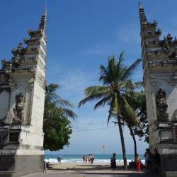 PLage Kuta - Bali