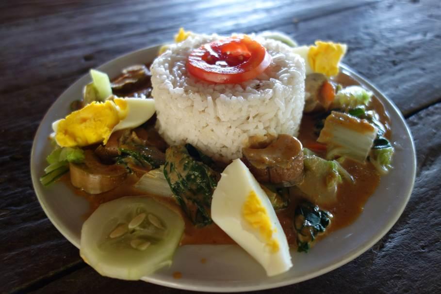 Gado Gado - Spécialité culinaire