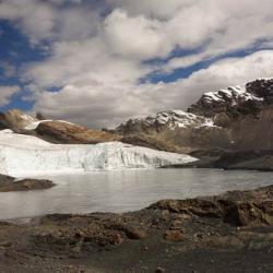 Glacier Pastoruri - Huaraz