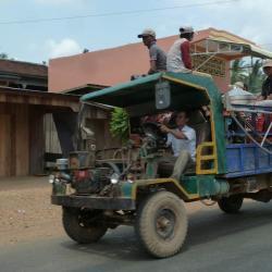 Camion d'époque