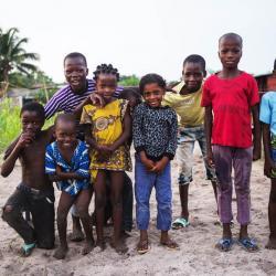 Enfants - Cotonou