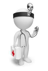 Medecin ss fond
